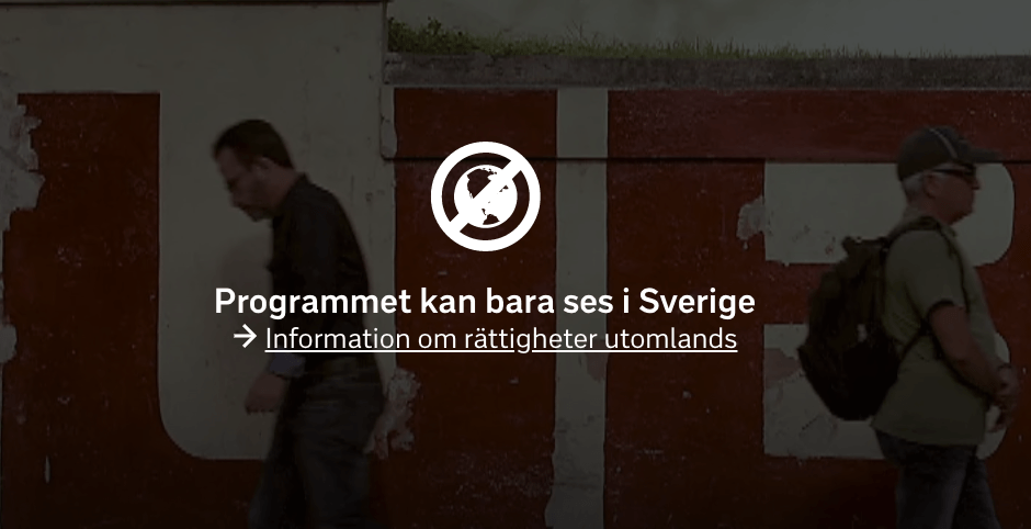 Geoblockerat innehåll från SVT Play